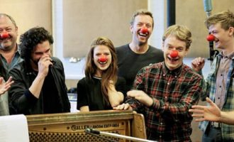 RedNose-Coldplay