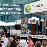 Toronto Taste 2013 Takes Over The ROM To Do Good