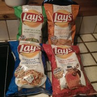 Got Lay'd - Taste Testing Lay's New Flavours