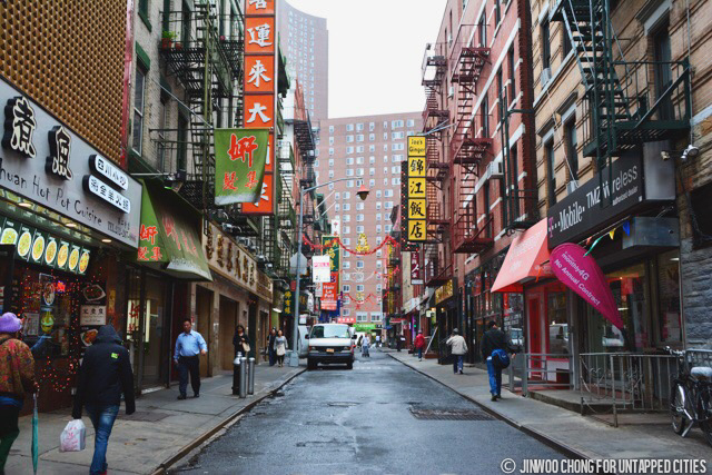 Amsterdam Fall Wallpaper 5 Alleys And Small Streets In Chinatown Tell The