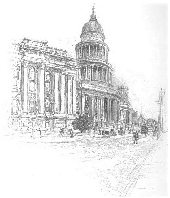 Rediscovering the Drawings That Captured San Francisco Just Before