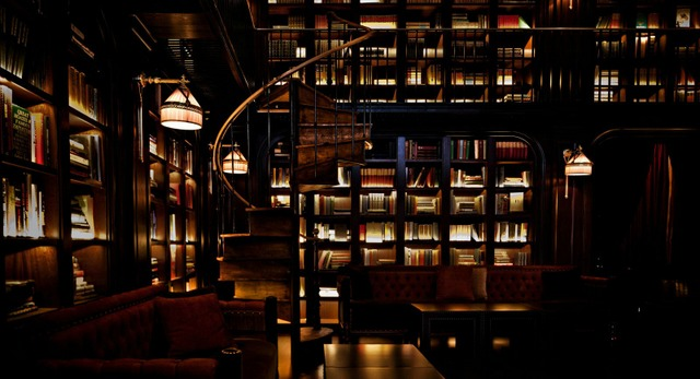 10 Of Nyc'S Best Bars With Books | Untapped Cities