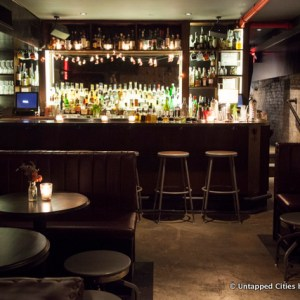 10 of Manhattan's Best Hidden Underground Bars & Lounges