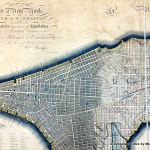 13 Fun Facts About the Original 1811 Commissioners' Plan for NYC