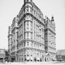 12 Crazy Facts About NYC's Iconic Ansonia Hotel on the Upper West Side