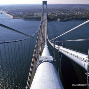 The Top 10 Secrets of NYC's Verrazano-Narrows Bridge