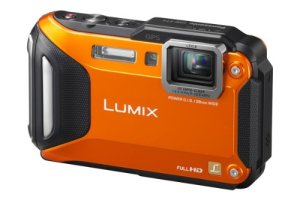 Panasonic DMC-FT5EG9-D Lumix Digitalkamera Test
