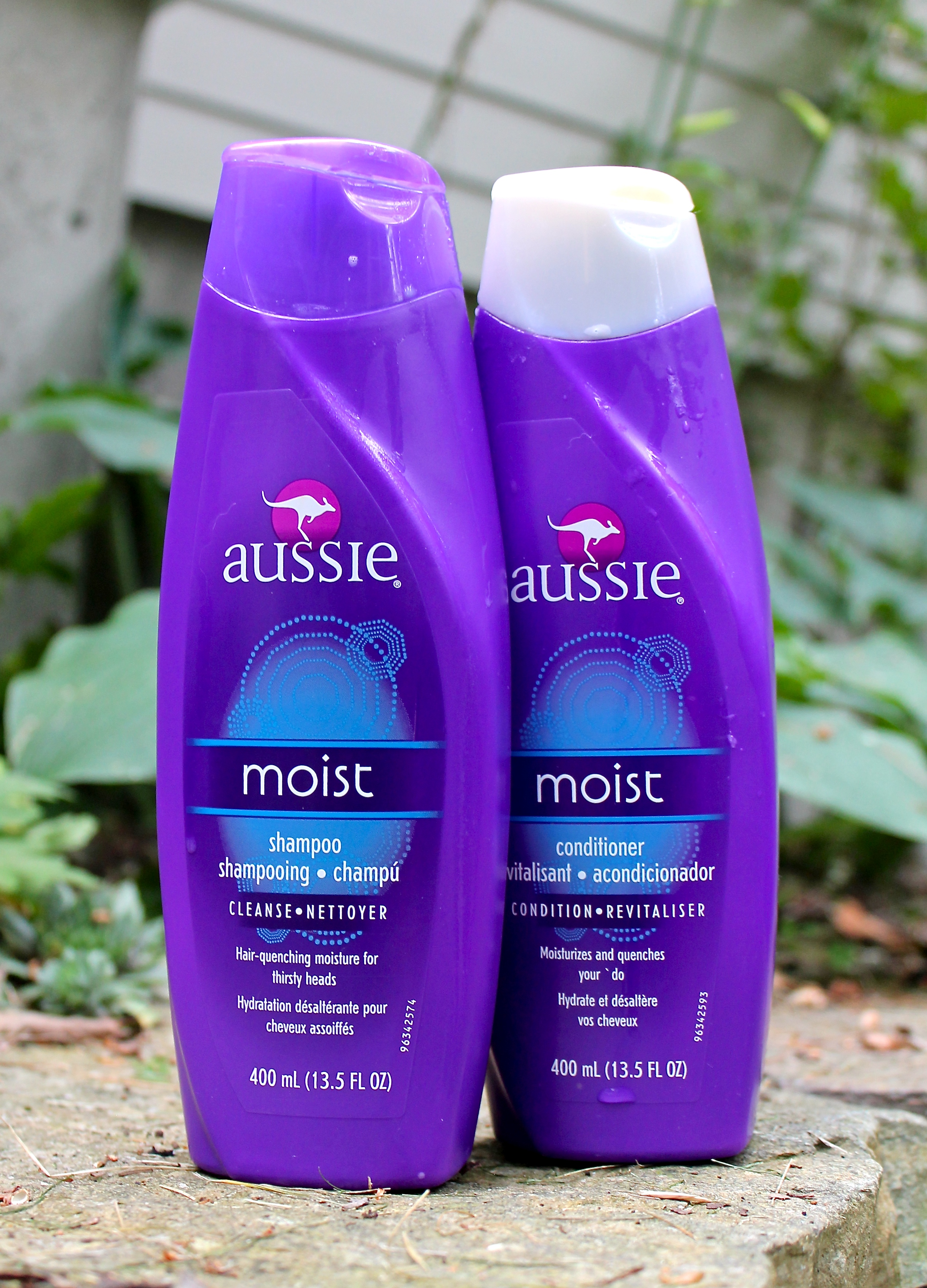 Aussie Shampoo Aussie Moist Shampoo And Conditioner Review Untitled And Unfinished