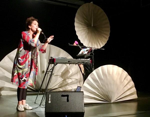 Sophie Maurin à la Ferronnerie, (c) Manon Raineri