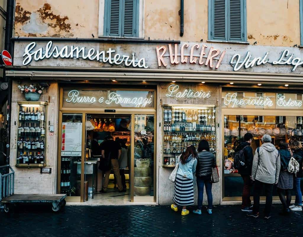 Il Ponte Just Eat Rome Food Guide What And Where To Eat In The Eternal City