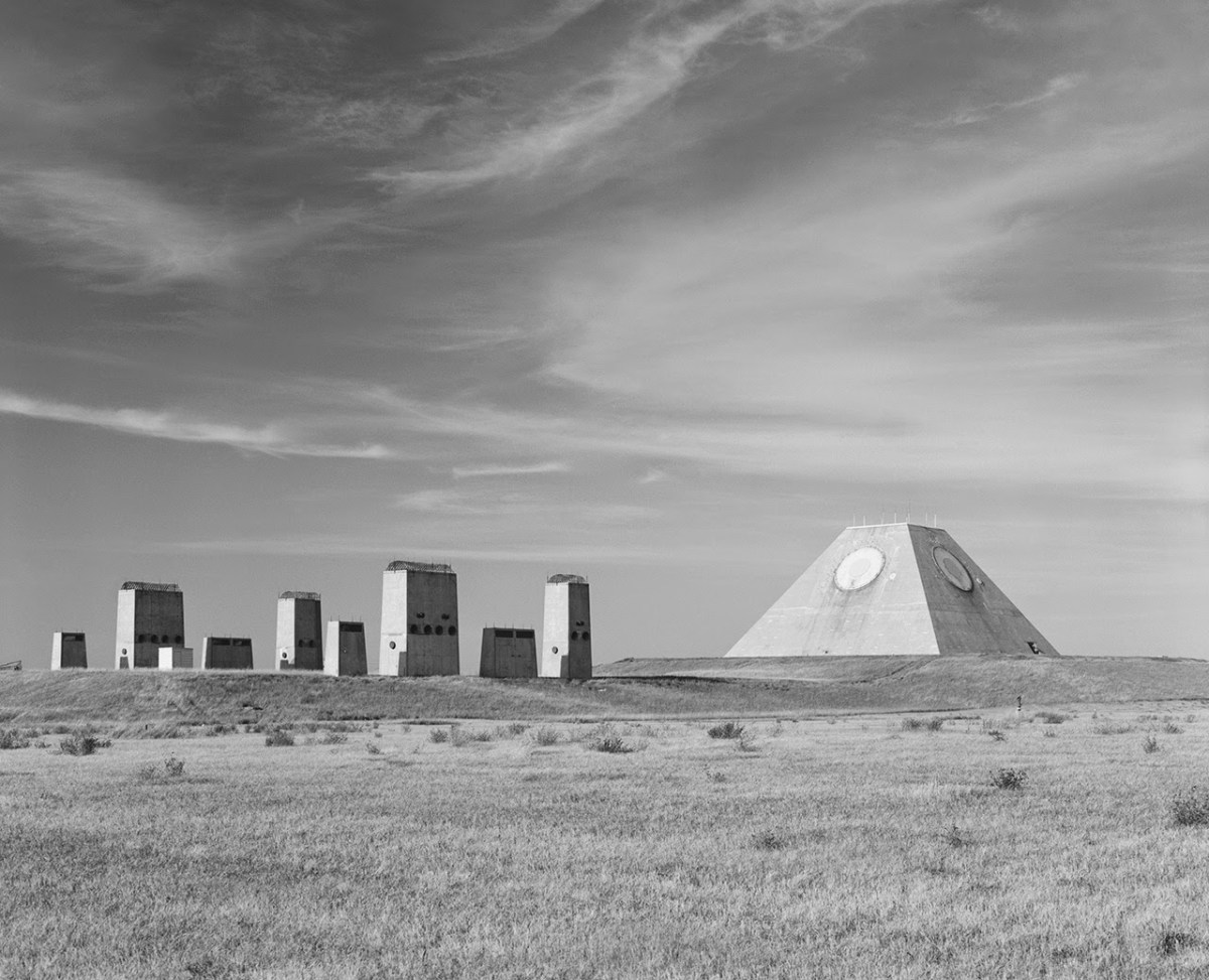 A Pyramid in the Middle of Nowhere Featuring the Weapons of Mass Attraction