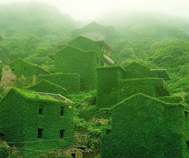 abandoned-village-zhoushan-china-1
