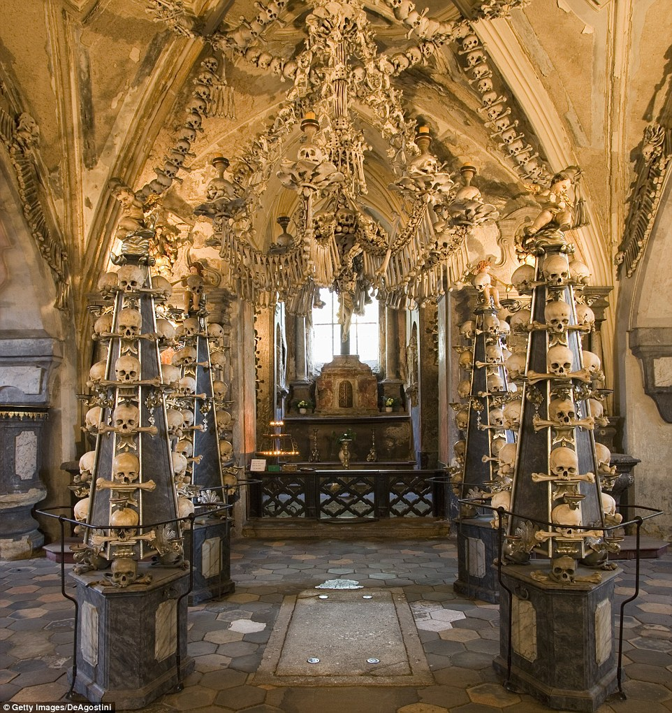 Sedlec Ossuary The Gothic Wonder Of Thousands Of Bones