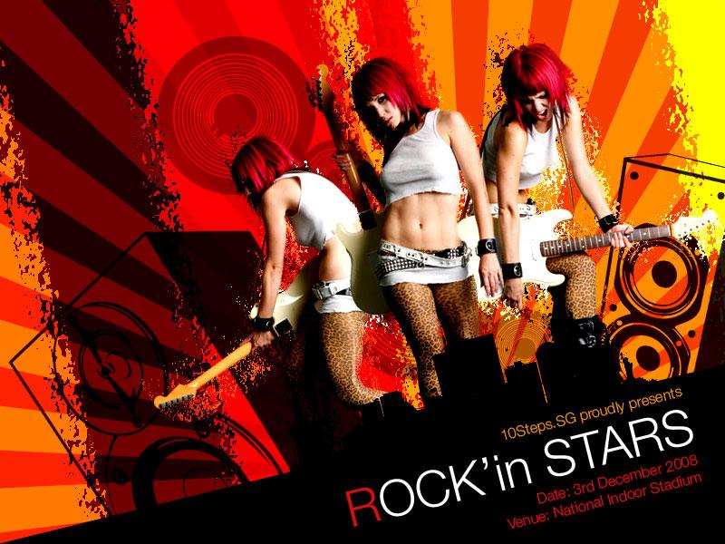Shake Your Poster Maker! \u2013 Designing Gig Posters Unveilmusic