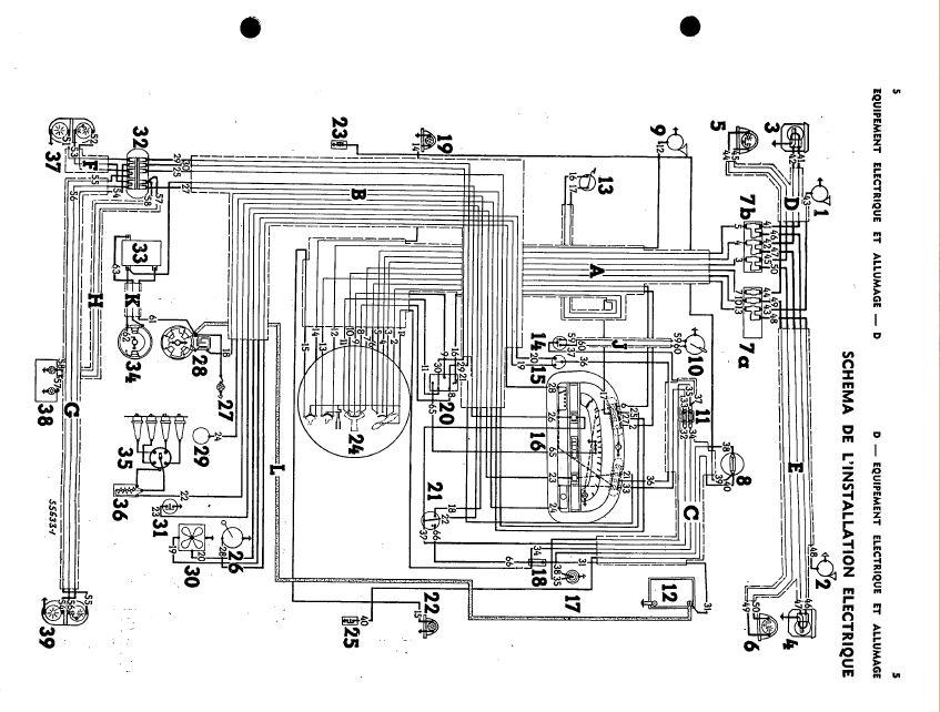 ssangyong schema moteur electrique pour