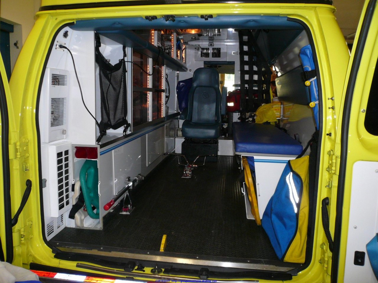 Materiel Culture Interieur Materiel Ambulancier Suisse