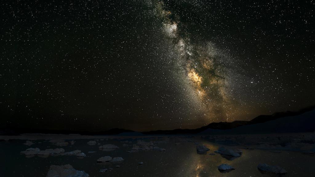 3d Galaxy Wallpaper Hd 唯美璀璨星空 高清壁纸 风景图片 回车桌面