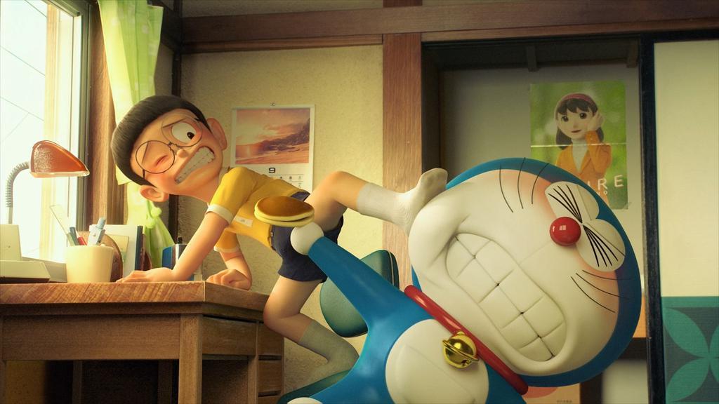 Nobita 3d Wallpaper 电影版《哆啦a梦》 剧照图片 高清壁纸 日韩影视 回车桌面
