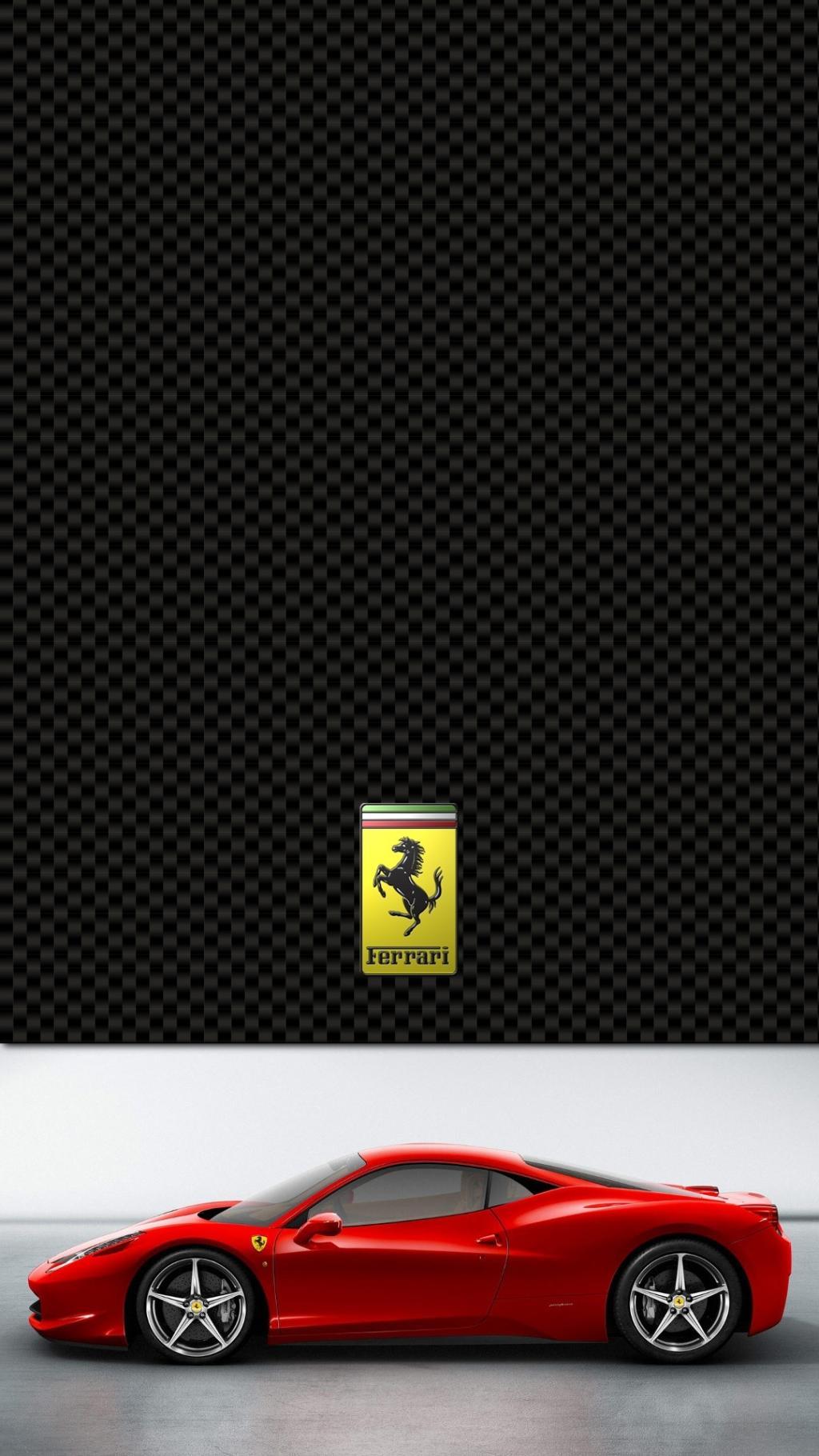 Hd Wallpapers Cars For Iphone 法拉利458 锁屏图片 高清手机壁纸 汽车 回车桌面