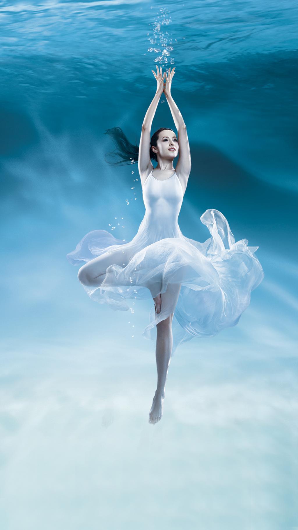 S4 Wallpaper Hd 海底舞蹈美女 锁屏图片 手机壁纸 女性 回车桌面