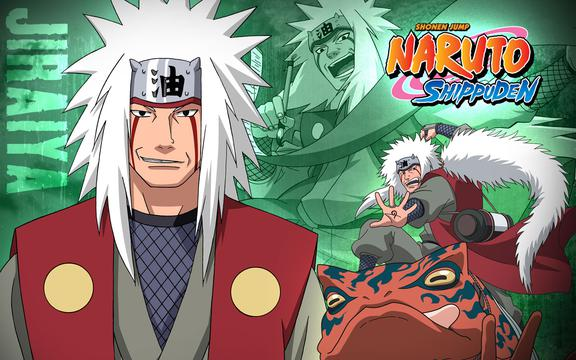Naruto Vs Pain Wallpaper Hd 火之国自来也 高清壁纸图片 动漫人物 回车桌面