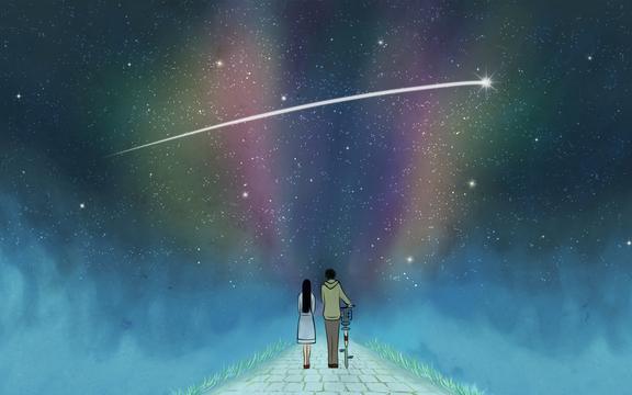 Pc Wallpaper Anime Hd 好想告诉你漫画 高清壁纸图片 动漫人物 回车桌面