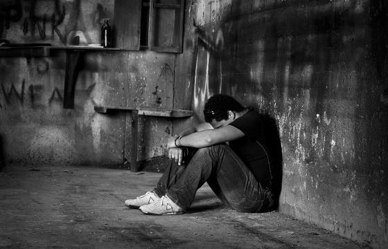 Sad Crying Girl Wallpaper Hd 孤独一个人伤感照片 图片大全 高清 图库 回车桌面