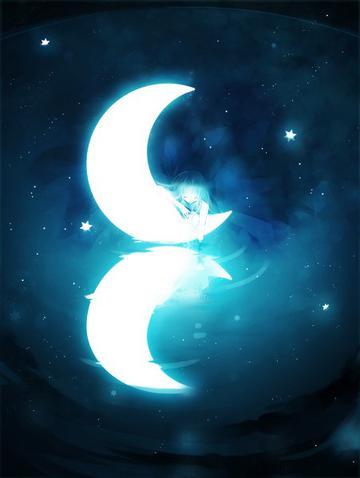 Falling Stars Gif Wallpaper Qq晚安唯美意境 图片大全 高清 图库 回车桌面