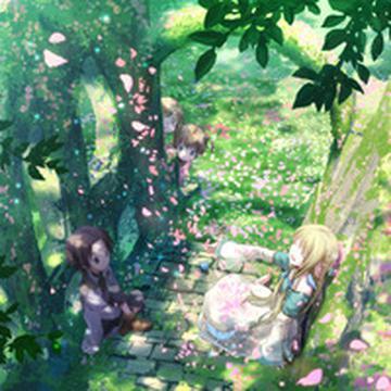 Hd Anime Girl Wallpaper 1680x1050 唯美风景手绘头像 图片大全 高清 图库 回车桌面