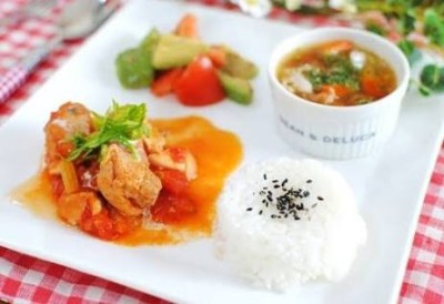 【画像】ワンプレート料理を貼ってワクワクするトピ