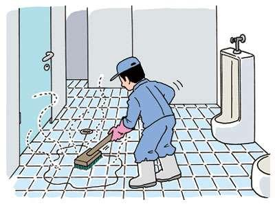 「トイレ掃除で金運アップ」は本当だったことが判明。おまけに異性にもモテて出世まで