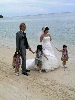 でき婚の結婚式