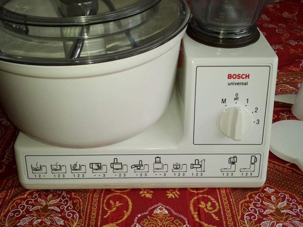 Bosch Küchenmaschine Mum Ebay Kleinanzeigen | Bosch Mum6n21 ...
