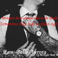 New Release & Review: RAW by Belle Aurora