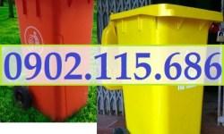 Thùng rác nhựa 120l,thùng rác nhựa 240l,thùng rác 120l có bánh xe,thùng rác 240l có bánh xe,