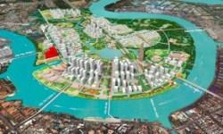The river thủ thiêm – pháp lý chuẩn- mặt tiền sông Sài Gòn