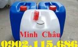 Can nhựa đựng hóa chất, can nhựa 5 lít, can nhựa 10 lít, can nhựa 20 lít, can nhựa 25 lít, can nhựa 30 lít,