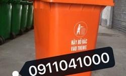 Nhà cung cấp thùng rác nhựa 120lit-240lit-660lit-0911.041.000