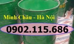Thùng phuy sắt 200l, thùng phuy thép giá rẻ, thùng phuy thép 200l, thùng phuy sắt 220l, thùng phuy thép 220l,