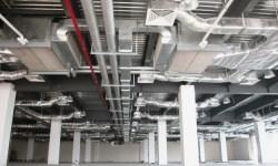 Nhà thầu chuyên thi công và Lắp đặt  máy lạnh âm trần nối ống gió 10 HP cho khu chế xuất giá tốt