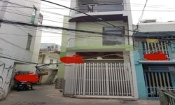 Bán nhà hẻm Phạm Ngũ Lão khu phố Tây đi bộ Bùi Viện Q1,2 tầng,giá 8 tỷ LH 0938364983