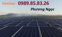 Điện năng lượng mặt trời cho doanh nghiệp, lắp đặt hệ thống điện mặt trời cho nhà xưởng