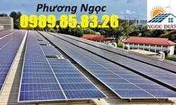 Hệ thống điện năng lượng mặt trời, điện mặt trời hòa lưới