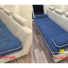 phương pháp giặt ghế sofa tại nhà hiệu quả
