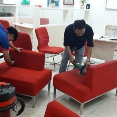 Vệ Sinh Bảo Nam giặt ghế sofa tại nhà Tphcm