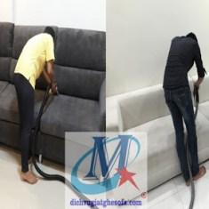 Dịch vụ giặt ghế sofa tại nhà Tphcm giá rẻ