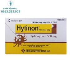 Thuốc Hytinon 500mg có tốt không? Tác dụng, chỉ định