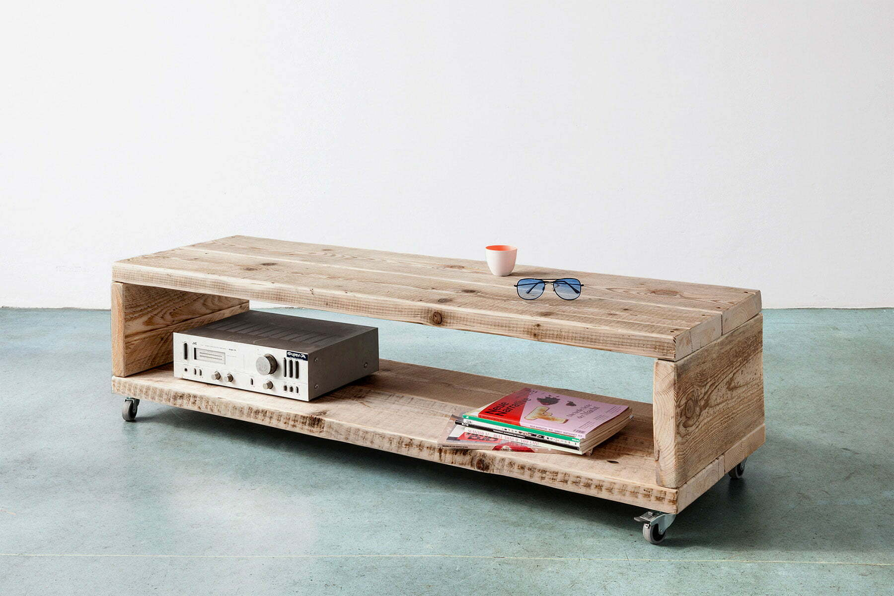 Tv Schrank Upcycling Lowboard
