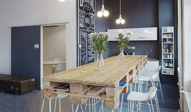 Sitzbank Selber Bauen Ikea 22 Upcycling Pallet Table Ideas For Your Garden Or Living Room