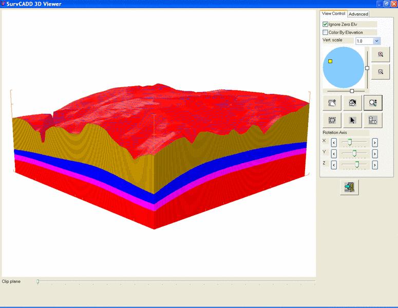 define block diagram in geology